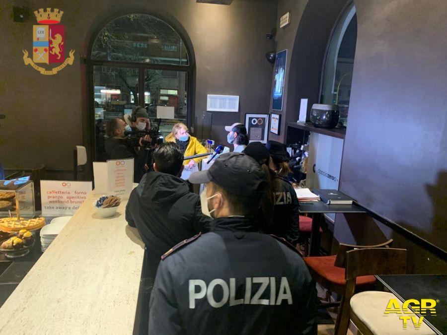 Polizia di Stato controlli
