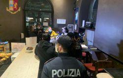 Roma, Ostiense.5 esercizi commerciali controllati dalla Polizia di Stato