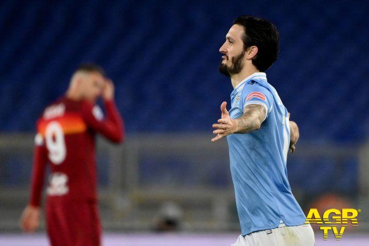 Derby romano allla Lazio