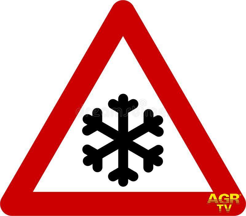 Pericolo ghiaccio