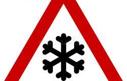 Meteo, esteso a martedì 19 gennaio il codice giallo per ghiaccio