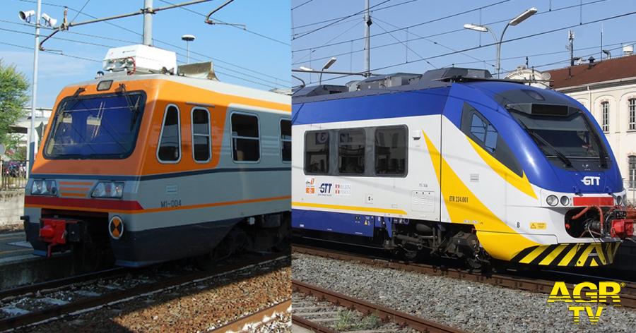 Roma-Viterbo, i treni per potenziare il servizio sono a Torino, ma rischiano di  essere demoliti