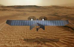 Drone italiano per i primi uomini su Marte