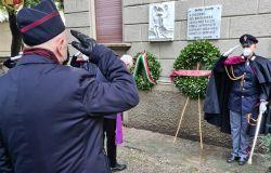 46esimo anniversario della scomparsa del Brigadiere di P.S. Leonardo Falco e dell'Appuntato di P.S. Giovanni Ceravolo