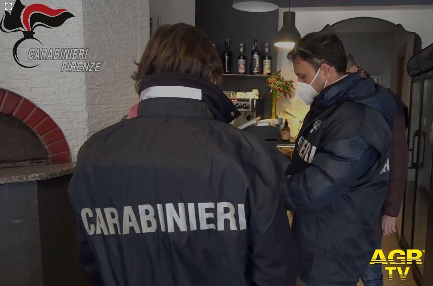 Sicurezza e salute sui luoghi di lavoro, verifiche dei Carabinieri nei siti della logistica dei trasporti