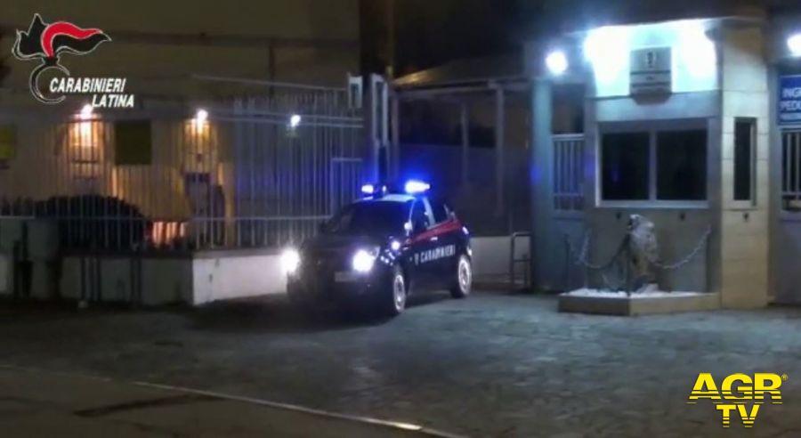 Latina 19 arresti e 30 perquisizioni nel sud pontino
