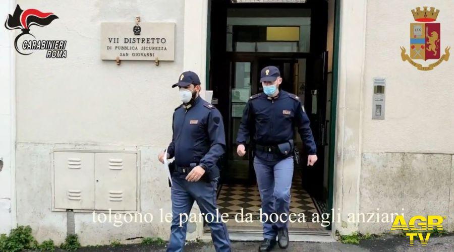 VII Distretto di Pubblica Sicurezza San Giovanni