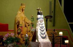 Torino Airport accoglie la statua della Madonna di Loreto, patrona degli aviatori e dei viaggiatori