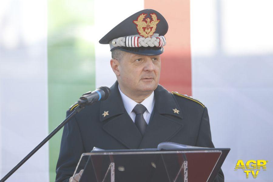 Comandante Guardia di Finanza
