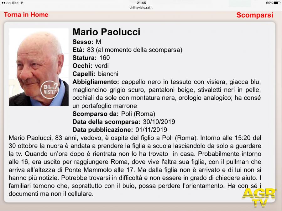 PAOLUCCI MARIO