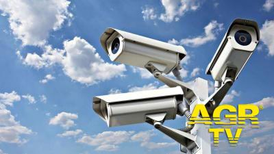 Firenze Sicura, salgono a 1240 le telecamere di videosorveglianza installate in città