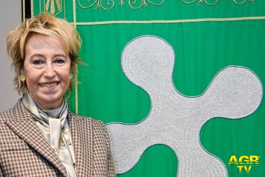 Letizia Moratti, vicepresidente e assessore al Welfare della Regione Lombardia