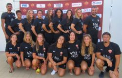 Pallanuoto, Lifebrain Sis Roma prima nel girone di Coppa Len Euro League, fra le migliori otto d'Europa