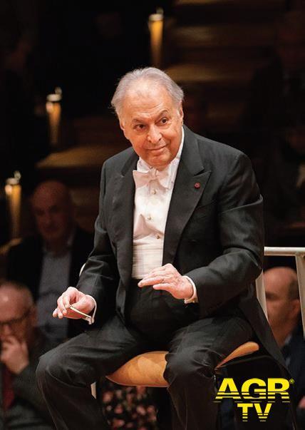 Zubin Mehta dirige l'Orchestra del Maggio Musica