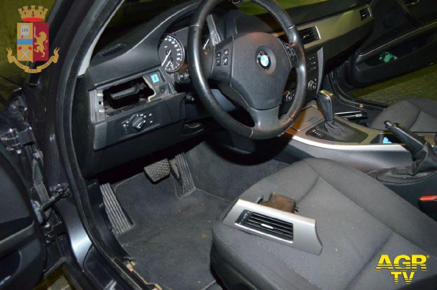 auto utilizzata da albanese