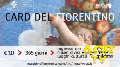 Comune di Firenze Card del fiorentino