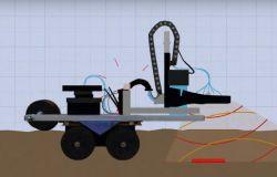 Unifi. Robot innovativi contro le mine antiuomo