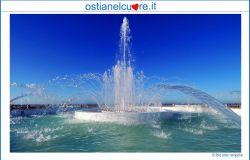 La Fontana dello Zodiaco torna a nuova vita, il miracolo dell'acqua