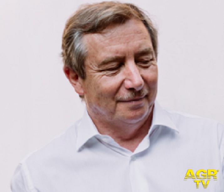 Aldo Verner, presidente della Lipu-BirdLife Italia