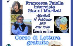 La passione di leggere....il giornalista Rai Gianni Maritati introduce alla lettura