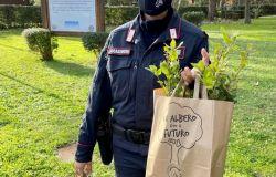 Un albero per i futuro......con i Carabinieri forestali