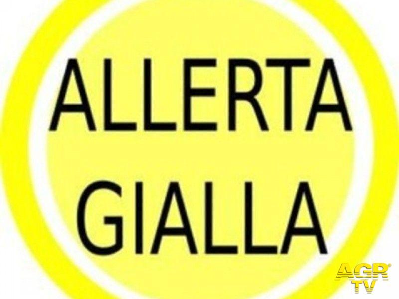 Ghiaccio, codice giallo