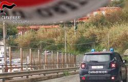 Carabinieri del Nucleo Operativo Ecologico di Reggio Calabria Cantieri navali Bagnara Calabra sotto sequestro l'area portuale
