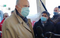 Fiumicino, la prima città del Lazio a vaccinare la polizia locale