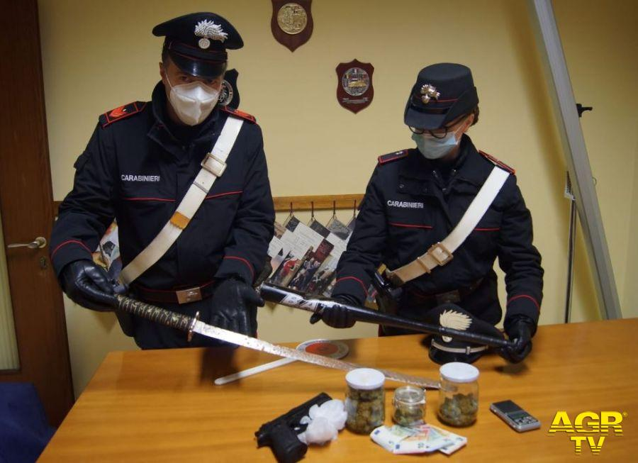 Arrestato un 22enne empolese per detenzione ai fini di spaccio