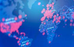 COVID-19 dimezzato il contagio mondiale