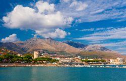 città di Formia dal porto