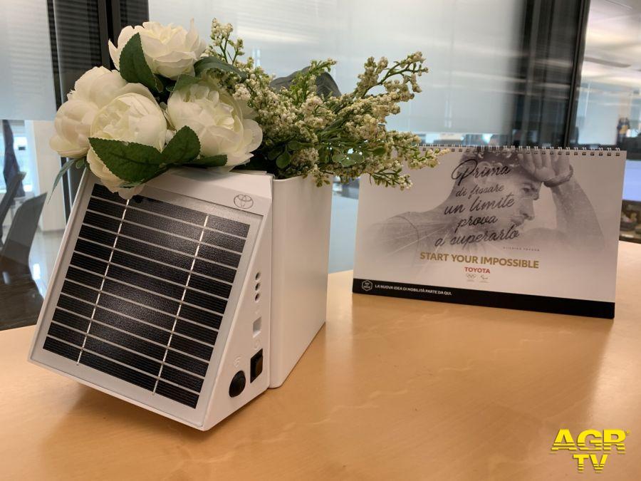 il vaso Arianna per la misurazione qualità dell'aria