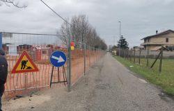 Fiumicino, strade più sicure, allargamento di via Castagnevizza e messa in sicurezza incrocio di via Trincea delle Frasche