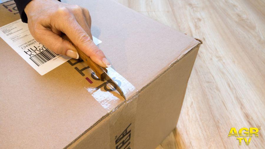 arriva amazon...consegna pacchi