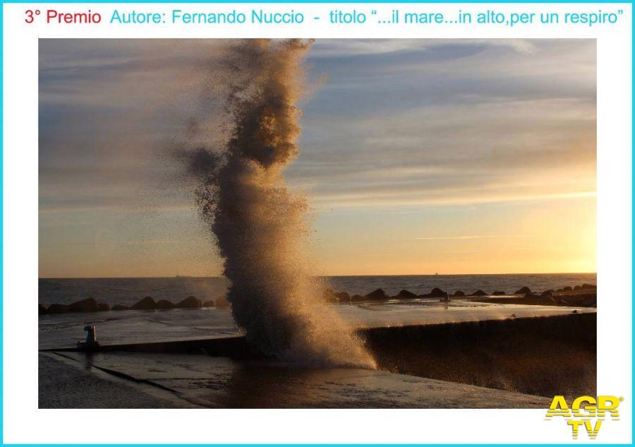 3°Premio Autore Fernando Nuccio  Titolo  ...il mare..ta del Mare