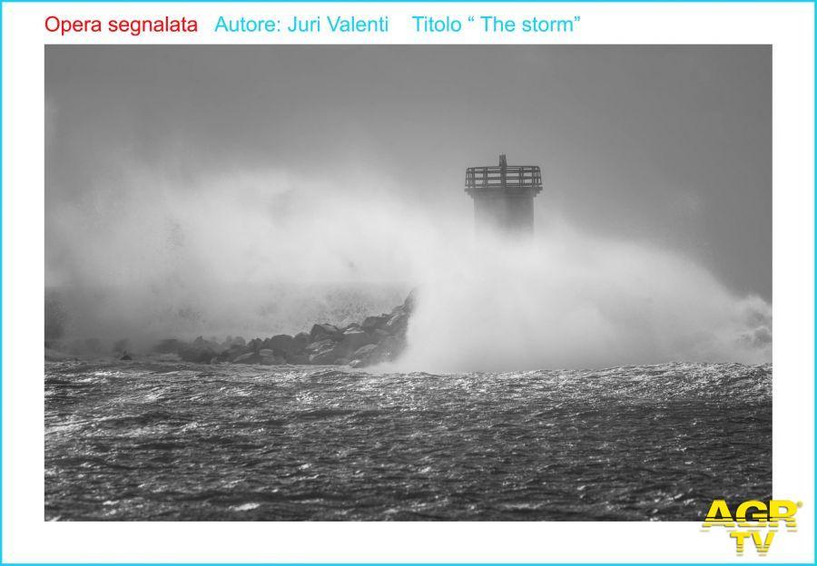 Segnalato 3 Autore  Juri Valenti Titolo  The Storm