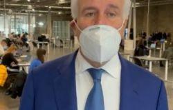 """Covid 19, Giani: """"Useremo i fondi europei per produrre vaccini in Toscana"""""""