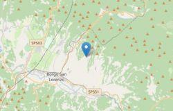 Scossa di terremoto avvertita in zona Firenze