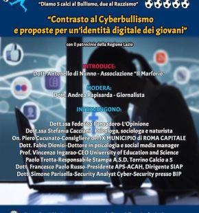 Cyberbullismo, una proposta per l'identità digitale dei giovani