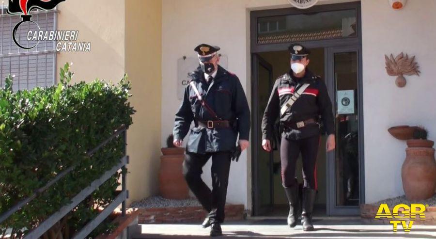 Carabinieri della Caserma di Giarre