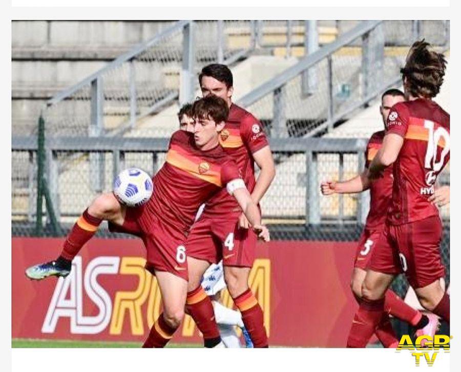 Primavera – Roma-Empoli 3-1