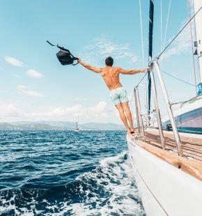 Estate in barca, boom di prenotazioni dei Charter