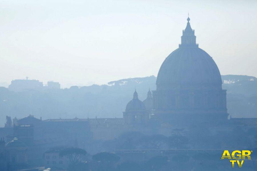 Roma, PM10 oltre i limiti in tutte le centraline