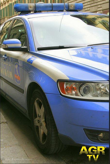 Inseguimento della Polizia di Stato in A1 all'altezza di Firenze