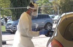 Giani nella zona rossa pistoiese: Un argine di vaccini per fermare la pandemia