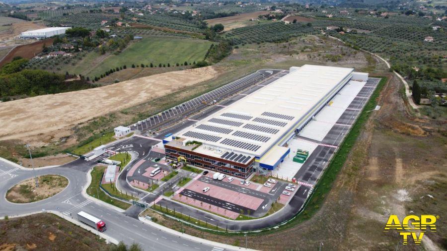 Passo Corese: Operativo il nuovo Hub di Poste Italiane