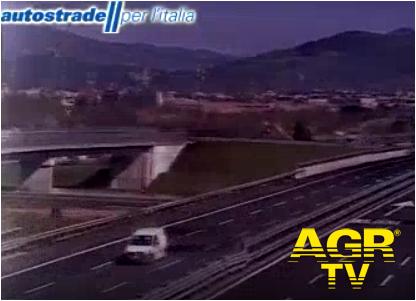 Autostrade per l'Italia A1 Milano-Napoli: chiusure notturne allacciamento con la A11 Firenze-Pisa Nord