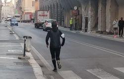 Roma, in tempo reale