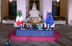 Covid-19, il Presidente Draghi ha firmato il nuovo Dpcm