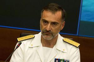 Difesa, l'ammiraglio Enrico Credendino possibile nuovo capo di gabinetto